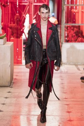Maison Margiela Artisanal Men's Show fashionpress.it