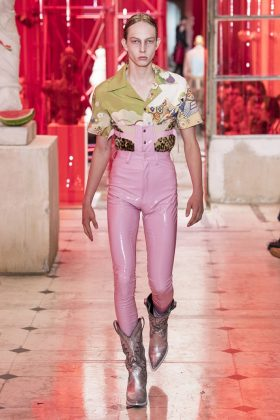Maison Margiela Artisanal Men's Show fashionpress.it
