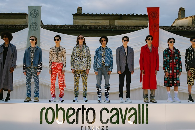 Pitti Immagine Uomo 94 Paul Surridge's Take on Roberto Cavalli Men's Wear