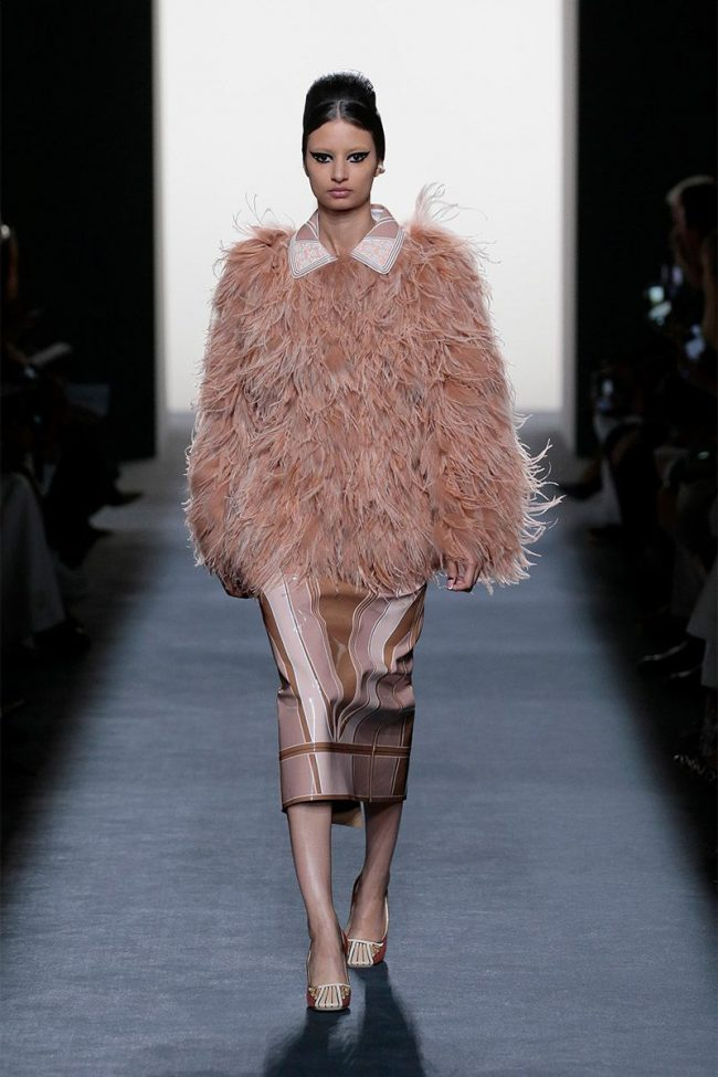 Fendi Couture Fall Winter 2018 Paris