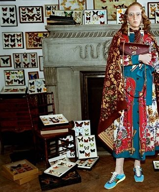 Gucci Fall 2018 Campaign Gucci Collectors