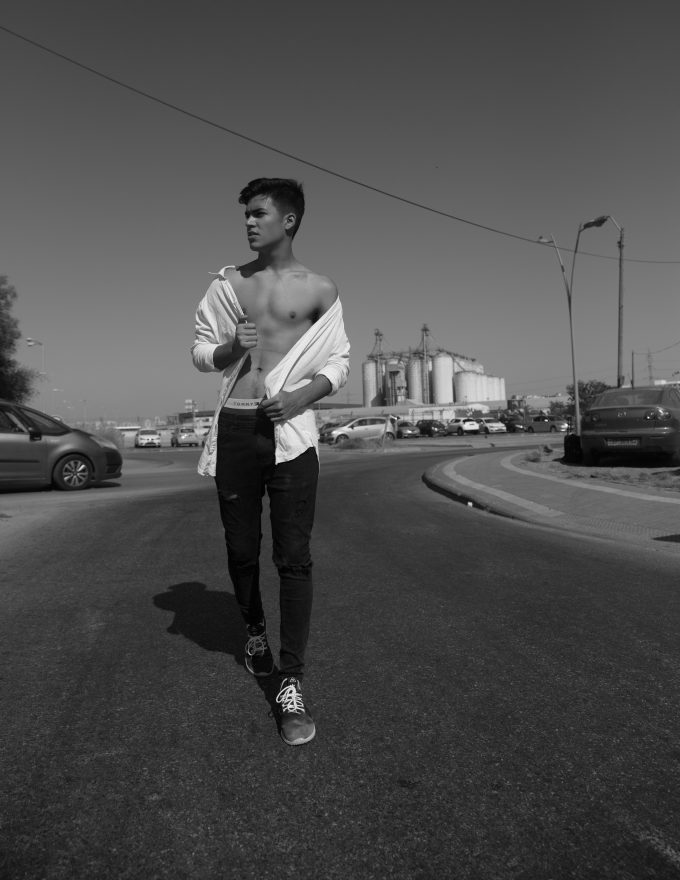Imarivel - a new editorial by Segev Orlev for Fashionpress.it