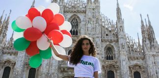 Summer essential Alitalia capsule collection