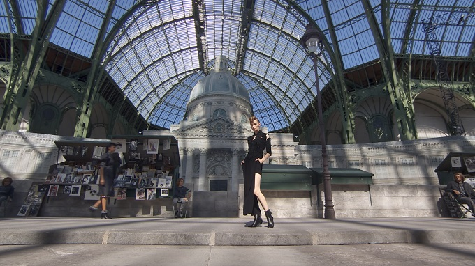 Chanel Fall-Winter 2018/19 Haute Couture Collection High Profile