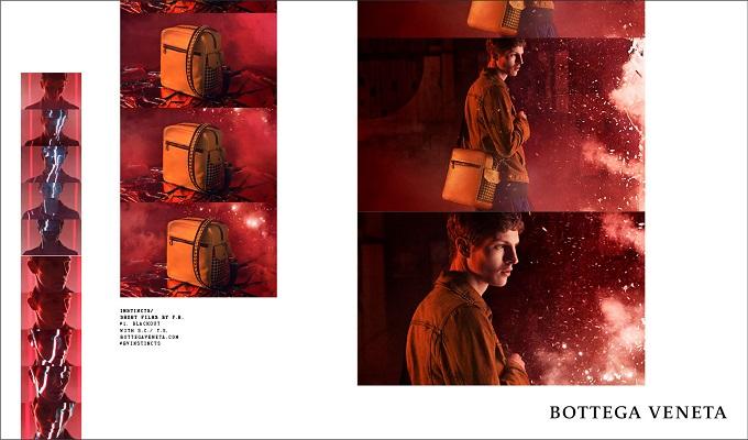 """Bottega Veneta presenta """"Intuition"""" per la collezione Autunno Inverno 2018"""