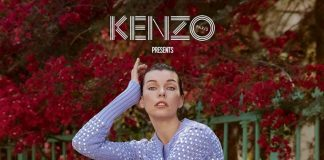 Mila Jovovich Stars In Kenzo's Latest Short Film