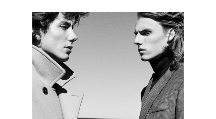 The island within Massimo Dutti unveils Fall '18 Campaign