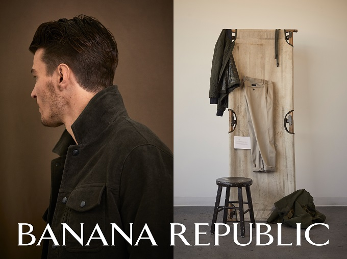 Banana Republic Celebrates 40 Years