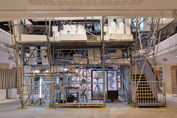Burberry| Flagship store al 121 di Regent Street