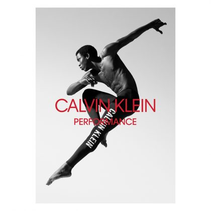 CALVIN KLEIN PERFORMANCE Fall 2018 AD Campaign