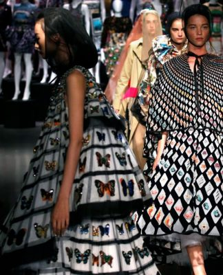 Celebrate 10 Years of Mary Katrantzou