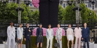 DIOR announces the first Men's Pre-Fall Show