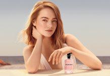 Emma Stone è la protagonista del nuovo film Les Perfums Louis Vuitton