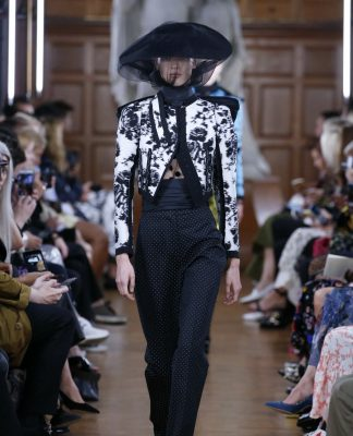 LFW: Erdem on Inspiration and Muses