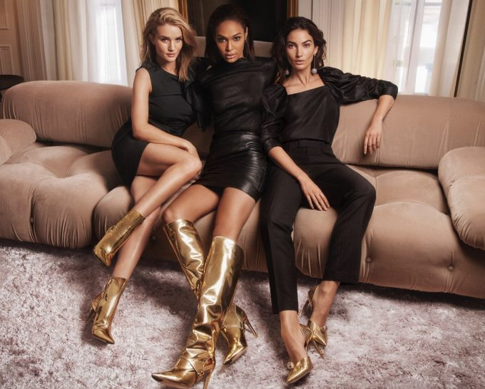 dafc9a1d239 Jimmy Choo Fall Winter 2018 Campaign by Lachlan Bailey