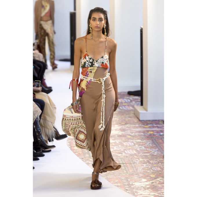 La collezione Primavera Estate 2019 Chloé di Natacha Ramsay-Levi, (9)