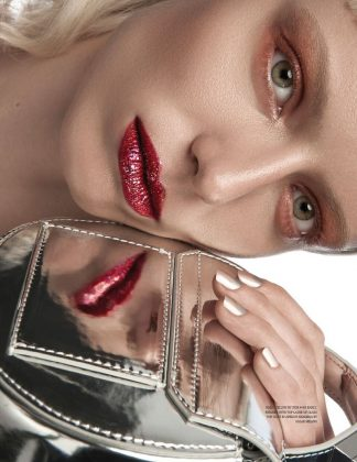 Metallic Minerals for INLOVE magazine by Ryan Jerome