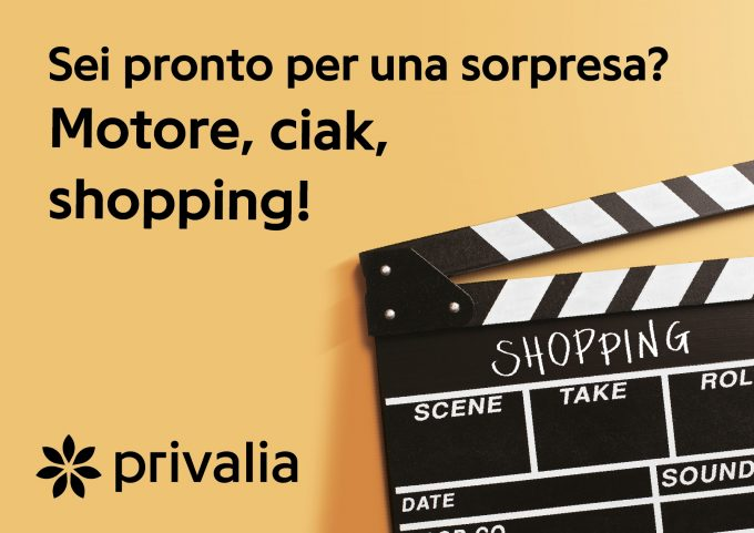 Privalia è partner di Fuoricinema e lancia la Privalia Movie Week