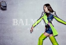 The Balmain Beat: Balmain Fall Winter 2018.19 by An Le