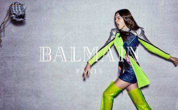 The Balmain Beat: Balmain Fall Winter 2018.19 by An Le