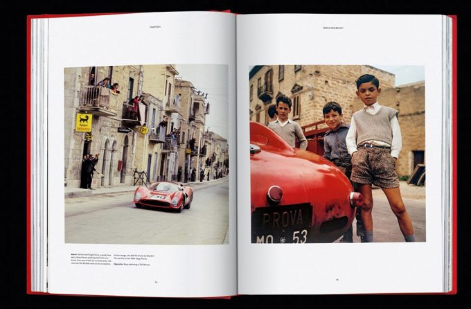 TASCHEN presents FERRARI A sneak peek at the Collector's Edition
