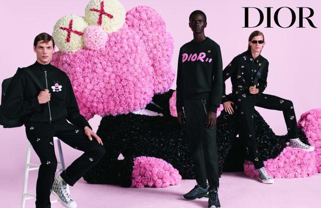 Dior Men's Summer 2019 Campaign