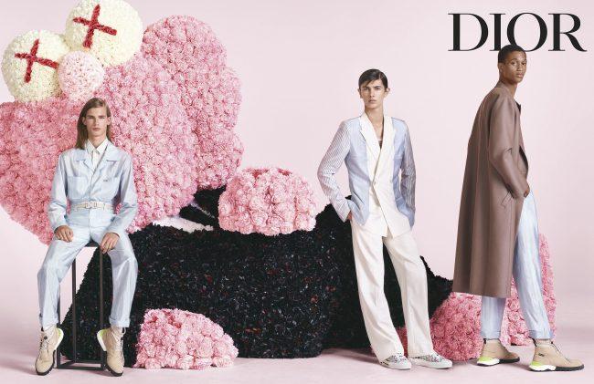 Dior Men 's Summer 2019 Campaign