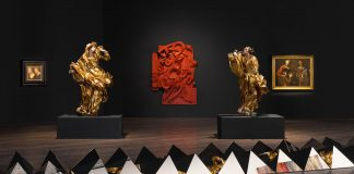 "Fondazione Prada presenta ""Sanguine. Luc Tuymans on Baroque"""
