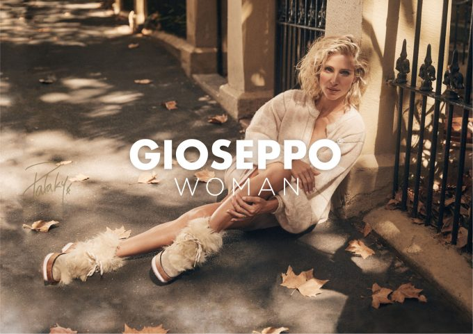 Gioseppo Woman METALLICS