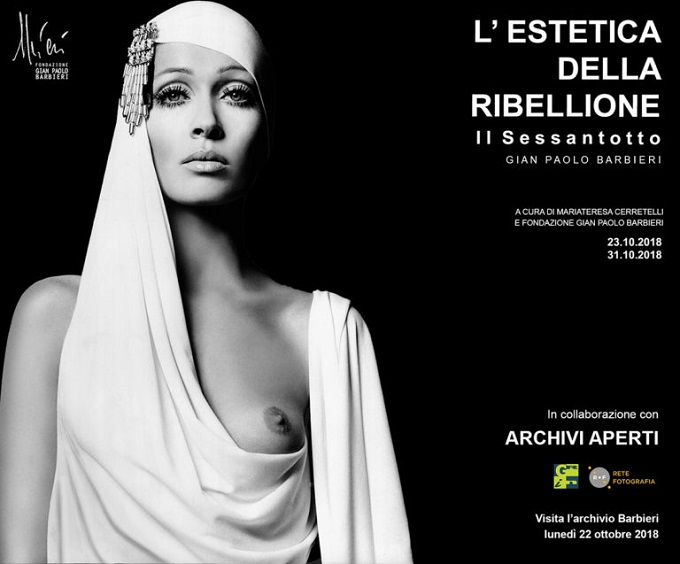 L'Estetica della Ribellione - Il Sessantotto Fondazione Gian Paolo Barbieri