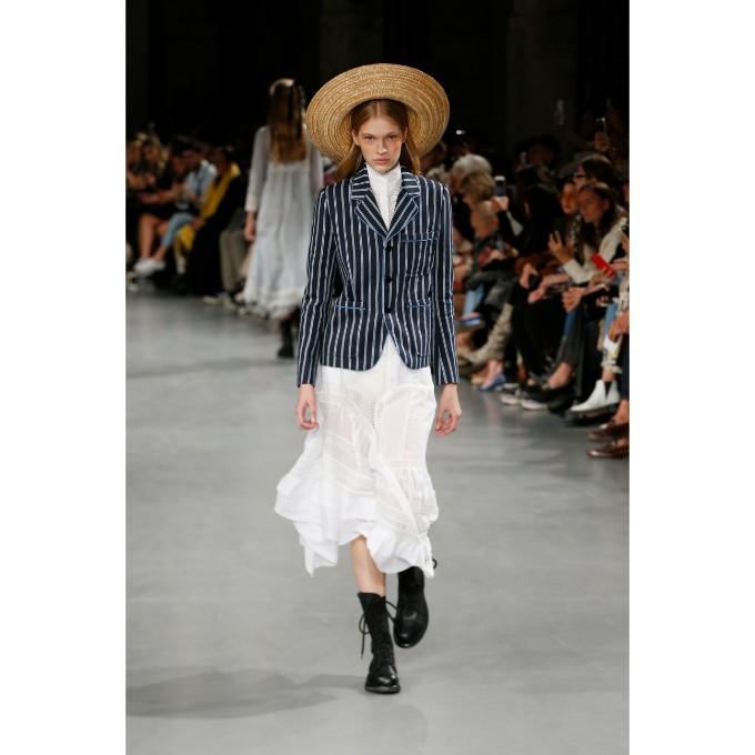 PFW John Galliano is cute fashionpress.it