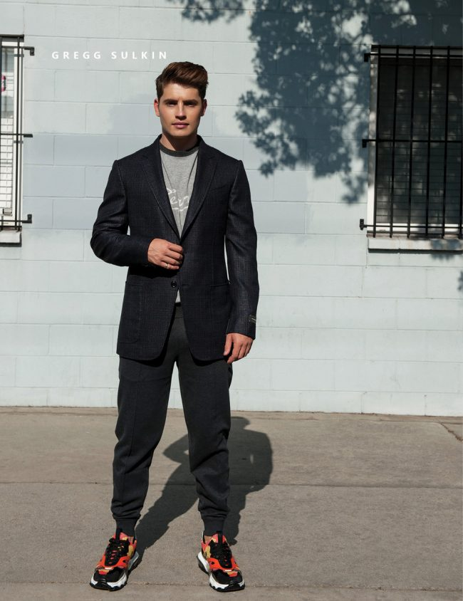 Gregg Sulkin for INLOVE magazine Fashionpress.it