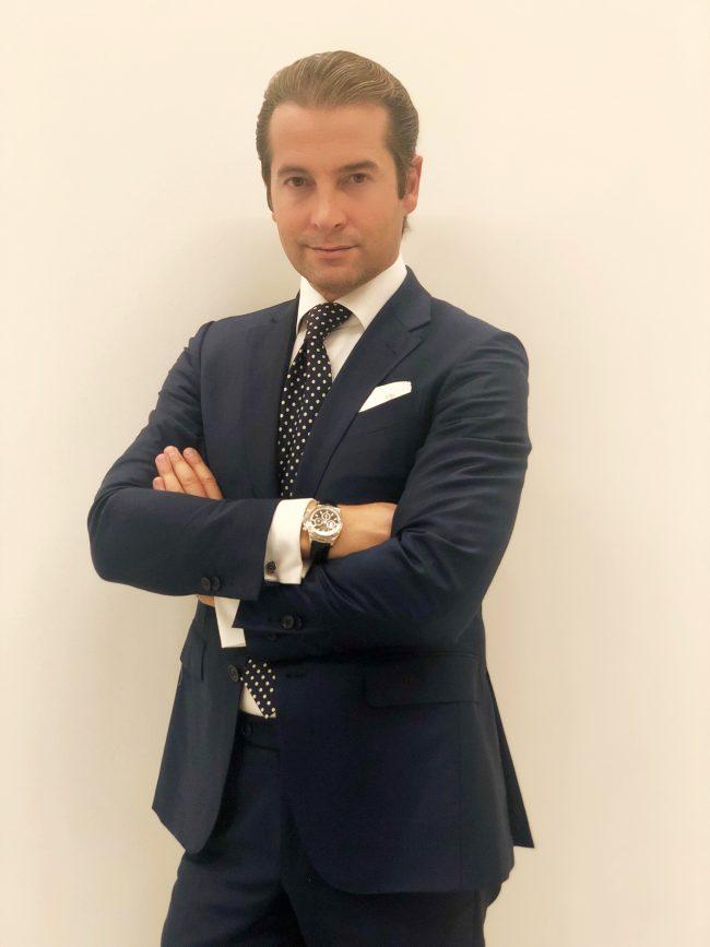 Federico Giammarusto Partner di Oaklins Arietti fashionpress.it