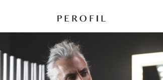 PEROFIL,la nuova campagna FW19 racconto di eleganza al maschile