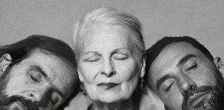 Portrait of Riccardo Tisci, Vivienne Westwood and Andreas Kronthaler c Courtesy of Burberry_ Brett Lloyd
