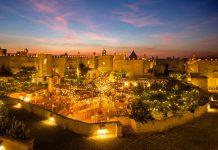 Si accende il Natale di Borgo Egnazia, Puglia