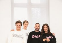 Baby Dior Presents the Boy Capsule Collection - fashionpress.it