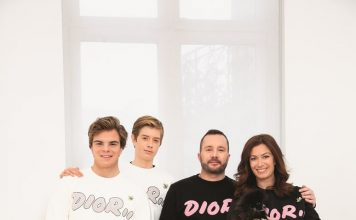 Baby Dior Presents theBoy Capsule Collection - fashionpress.it