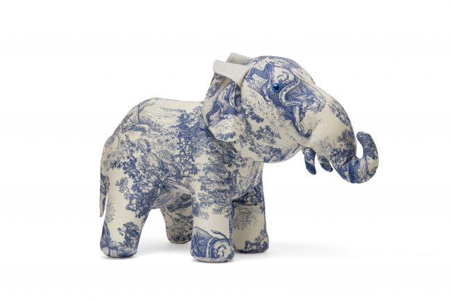 Baby Dior Toile de Jouy Holiday Soft Toys fashionpress.it