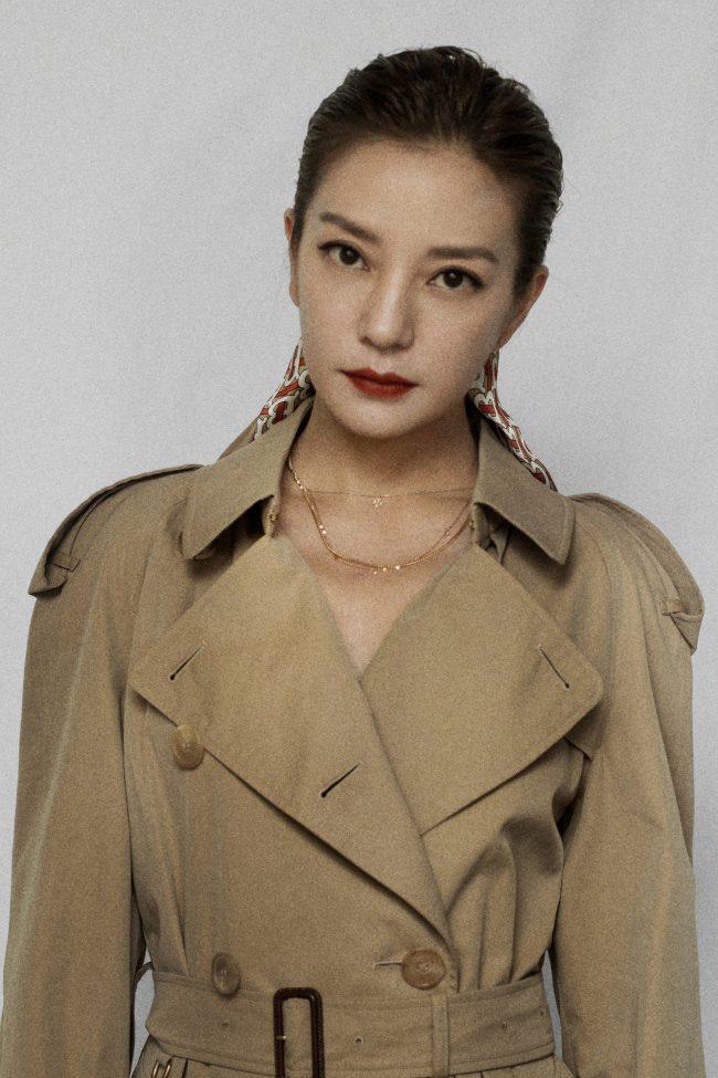 Burberry rivela il cast della campagna Chinese New Year
