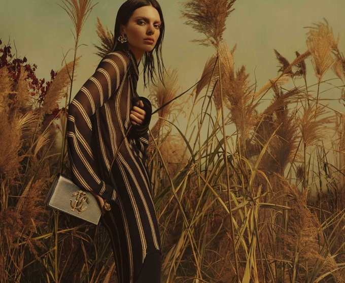 Roberto CavalliSpring 2019 Ad Campaign