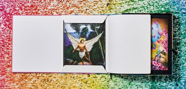 The David LaChapelle Art Edition, limited to 500 copies FASHIONPRESS.IT