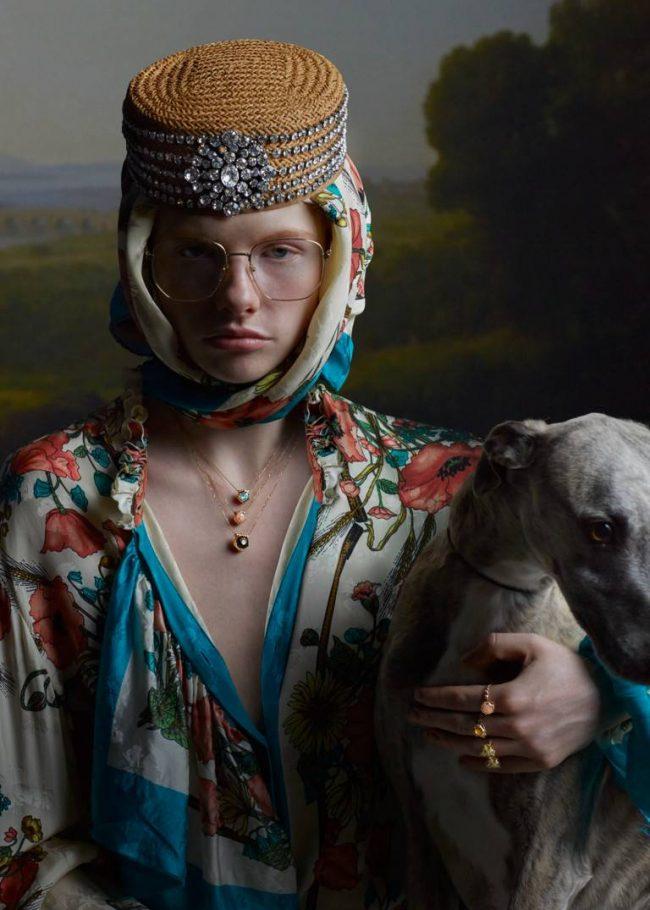 Le Marché des Merveilles Jewelry Collection - Gucci