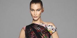 Bella Hadid Versace Spring 2019 Campaign