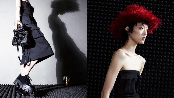 """""""Electricromance"""", Reportage Prada Uomo e Donna AI 2019 Paris"""