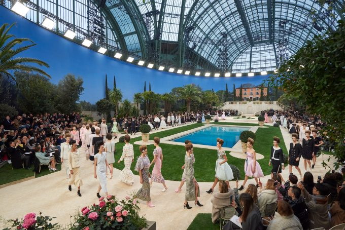 Chanel Couture Spring-Summer 2019 Paris