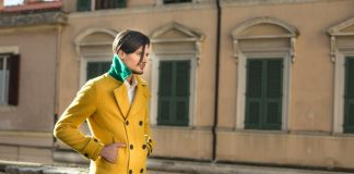 Al Pitti Uomo 95 Peacoat by Moneta Clothing fashionpress.it