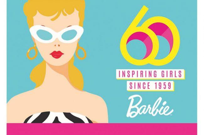 Barbie compie 60 anni… e li festeggia a Pitti Bimbo! Assieme a Patrizia Pepe con una speciale capsule collection.