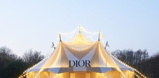 Sotto il Tendone Dior