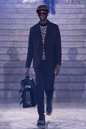 Ermenegildo Zegna XXX attitude sartoriale allaStazione Centrale fashionpress.it